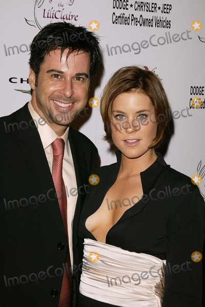 Ashley Williams Photo - Jonathan Silverman and Ashley Williams at the Lili Claire Foundation 6th Annual Benefit Beverly Hilton Beverly Hills CA 10-18-03