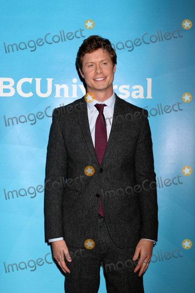 Anders Holm Photo - Anders Holmat the NBC TCA Winter Press Tour Langham Hotel Pasadena CA 01-09-18
