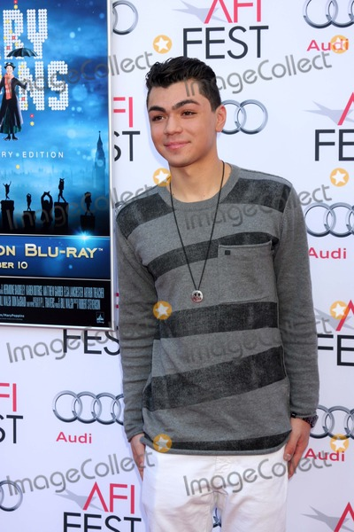 Adam Irigoyen Photo - Adam Irigoyenat the AFI FEST Mary Poppins 50th Anniversary Commemoration Screening Chinese Theater Hollywood CA 11-09-13