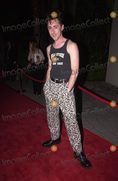 Alan Cumming Photo -  Alan Cumming at a GQ Party Hollywood 06-22-00