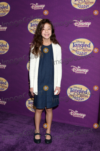 Aubrey Anderson-Emmons Photo - Aubrey Anderson-Emmonsat the Tangled Before Ever After Screening Paley Center for Media Beverly Hills CA 03-04-17