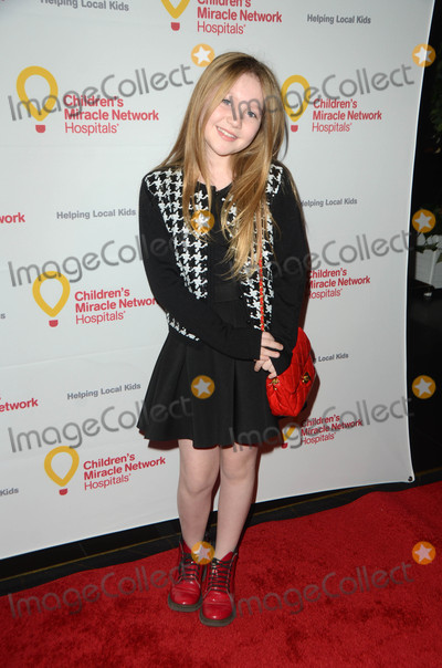 Ella Anderson Photo - Ella Andersonat the Childrens Miracle Network Hospitals Winter Wonderland Ball Avalon Hollywood CA 12-12-15