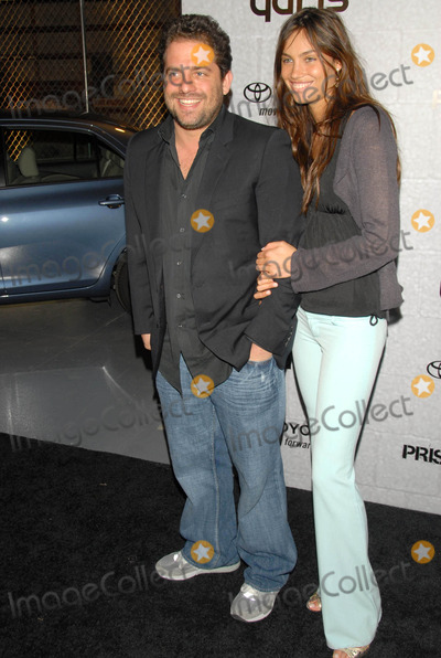 Alina Puscau Photo - Brett Ratner and Alina Puscauat the Prison Break End of Season Screening Party Fox Lot Century City CA 04-27-06