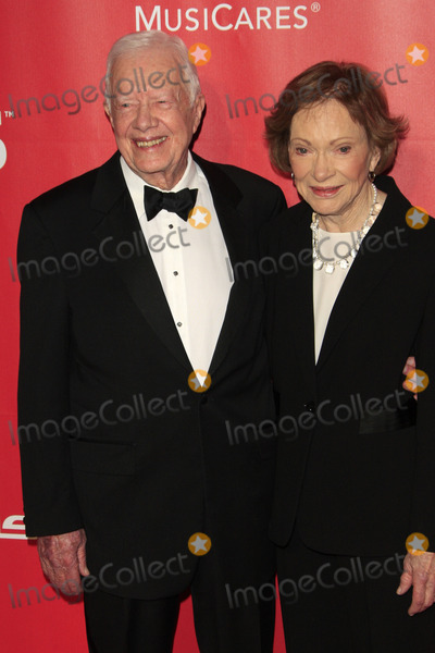Jimmy Carter Photo - Jimmy Carter Rosalynn Carterat the 2015 MusiCares Person Of The Year Los Angeles Convention Center Los Angeles CA 02-06-15