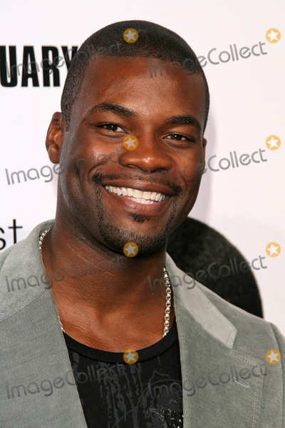 Amin Joseph Photo - Amin Joseph at the World Premiere of First Sunday Cinerama Dome Hollywood CA 01-10-08