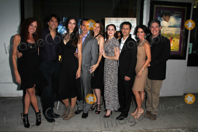 Vincent Spano Photo - Shari Shaw Vincent Spano Claudia Eva-Marie Graf John Colella  Stefanie Fredricks Andy Hirsch Betsy Russell Rick Shawat the Fort McCoy Premiere Music Hall Theater Beverly Hills CA 08-15-14