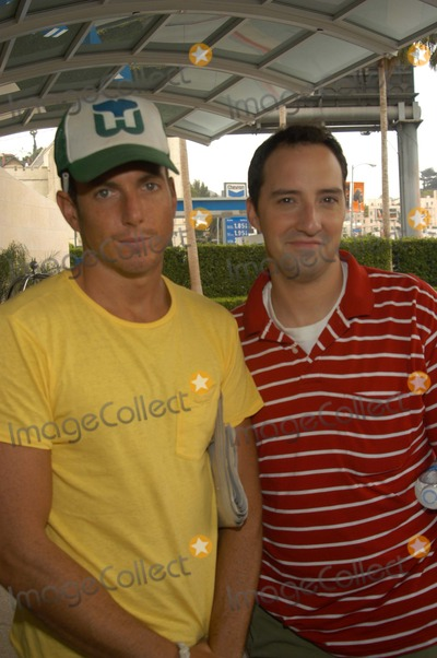 Tony Hale Photo - Will Arnett and Tony Hale at The Fox Presentation at the Television Critics Association Meeting- Day Two Rennaissance Hotel Hollywood Calif 07-18-03