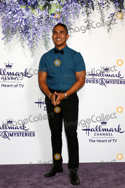 Carlos Pena Photo - Carlos PenaVegaat the Hallmark TCA Press Tour Event Private Residence Los Angeles CA 07-26-18