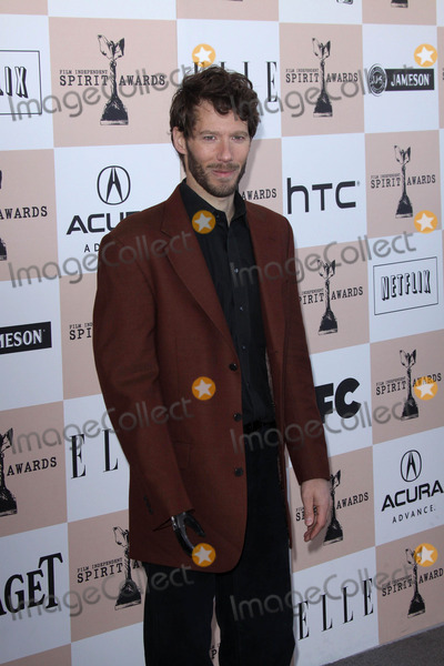 Aron Ralston Photo - Aron Ralston at the 2011 Film Independent Spirit Awards Santa Monica Beach Santa Monica CA 02-26-11