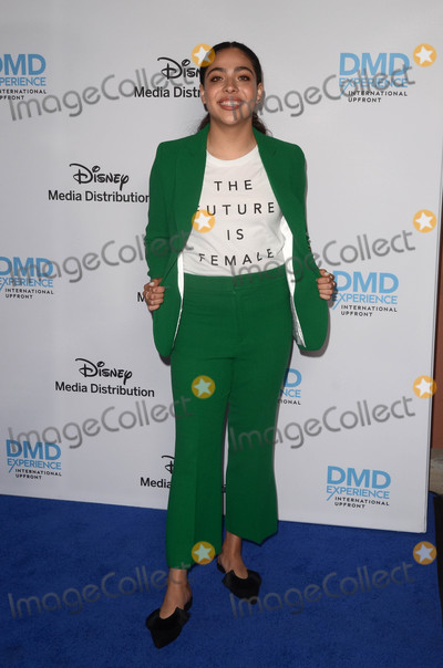 Allegra Acosta Photo - Allegra Acostaat the Disney ABC International Upfront Walt Disney Studios Burbank CA 05-20-18