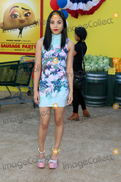 Anna Akana Photo - Anna Akanaat the Sausage Party Premiere Village Theater Westwood CA 08-09-16
