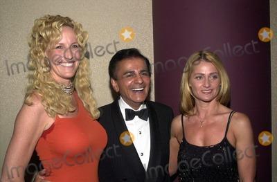 Erin Brockovich-Ellis Photo -  Erin Brockovich-Ellis Casey Kasem and Nadia Comaneci at the Night Under The Stars Dinner-Dance to raise money for MS Beverly Hills 04-29-00