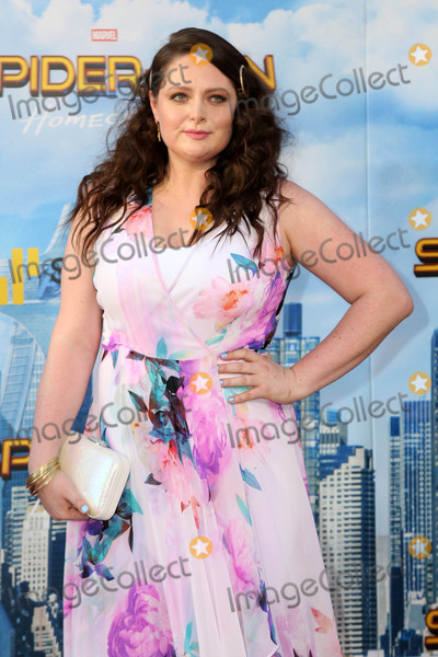 ASH Photo - Lauren Ash Umberto Gonzalezat the Spider-Man Homecoming Los Angeles Premiere TCL Chinese Theater Hollywood CA 06-28-17