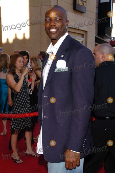 Terrell Owens Photo - Terrell Owensat ESPNs 2006 ESPY Awards Kodak Theatre Hollywood CA 07-12-06