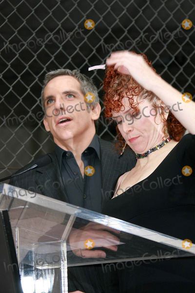 Amy Stiller Photo - Ben Stiller and Amy Stillerat the ceremony honoring Jerry Stiller and Anne Meara with a star on the Hollywood Walk of Fame Hollywood Boulevard Hollywood CA 02-09-07