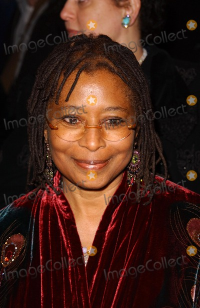 Alice Walker Photo - Alice Walkerat the Broadway Opening of The Color Purple The Broadway Theatre New York NY 12-01-05