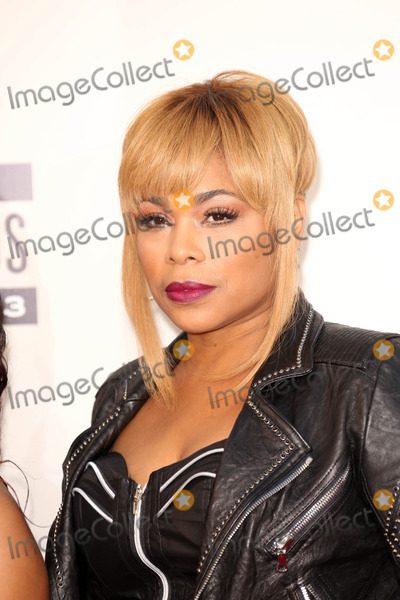 T-Boz Photo - T-Bozat The 2013 American Music Awards - Arrivals  Nokia Theater Los Angeles CA 11-24-13