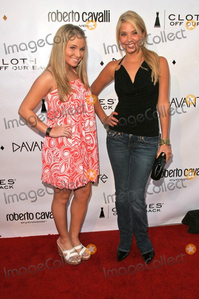 Ashley Rose Photo - Ashley Rose Orr and Ashley Bensonat the Davante Rodeo Drive Boutique Opening Davante Beverly Hills CA 06-07-07