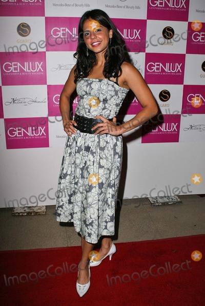 Azita Ghanizada Photo - Azita Ghanizadaat the GENLUX Magazine Launch Party Arrivals Mercedes Benz of Beverly Hills CA 05-19-05