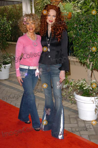 Anita Talbert Photo - Anita Talbert and Constantina at the CCF Tsunami Relief Ladies Luncheon The Four Seasons Hotel Beverly Hills Ca 03-22-05