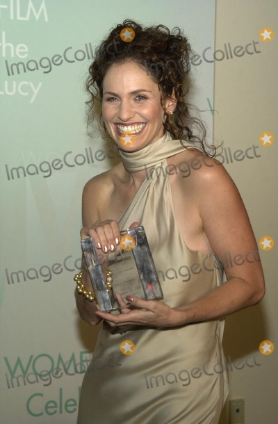 Amy Brenneman Photo - Amy Brenneman at Women In Films Crystal and Lucy Awards Century Plaza Hotel Century City CA 09-20-02