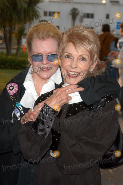Jeanne Martin Photo - Jeanne Martin and Janet Leigh at the 50th Annual SHARE Boomtown Party Santa Monica Civic Auditorium Santa Monica CA 05-17-03