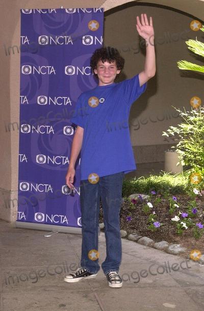Anton Yelchin Photo - Anton Yelchin at the summer 2002 Television Critics Association Pasadena 07-09-02