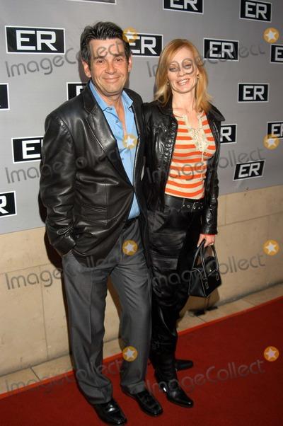 Alan Rosenberg Photo - Alan Rosenberg and Marg Helgenberg at a celebration for the 200th Episode of ER at The Highlands Hollywood CA 04-12-03