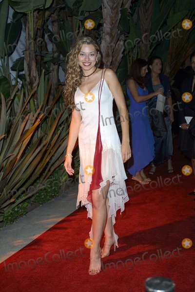 Amy Brassette Photo - Amy Brassette at the 20th Century Fox Television Regency Television and FX and Fox Television Studios Emmy Nominees celebration at Mortons West Hollywood CA 09-22-02