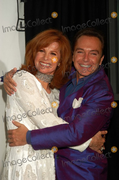 Stephanie Powers Photo - Stephanie Powers and David Cassidy at the pressroom for The TV Land Awards A Celebration of Classic TV Palladium Hollywood CA 03-02-03