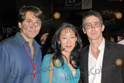Alexander Payne Photo - Vincent Spano Sandra Oh and Alexander Payne at the 7th Annual Filmmakers Alliance Vision Award Presentation at the Directors Guild of America Los Angeles CA 08-18-04