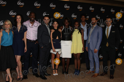 Alfred Enoch Photo - LOS ANGELES - JUL 15  How to Get Away WIth Murder Cast - Liza Weil Katie Findlay Billy Brown Jack Falahee Karla Souza Viola Davis Aja Naomi King Alfred Enoch Charlie Weber Matt McGorry at the ABC July 2014 TCA at Beverly Hilton on July 15 2014 in Beverly Hills CA
