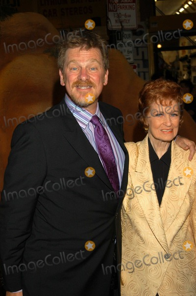 Roger Allers Photo - Roger Allers and mother at   The Lion King  DVD Release Celebration El Capitan Theater Hollywood Calif 10-03-03