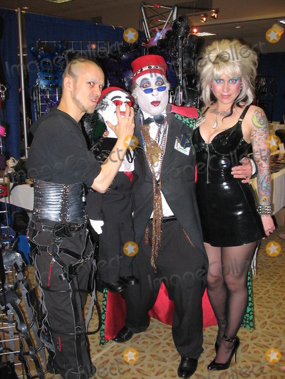 Beverly Garland Photo - Luis Vlad the Inhaler Count Smokula and Lolaat the DomCon LA 2005 Beverly Garland Holiday Inn North Hollywood CA DailyCelebcom 818-249-4998