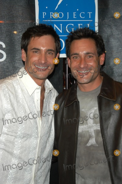 Gregory Zarian Photo - Lawrence and Gregory Zarian at FEVER - a fashion gala to benefit Project Angelfood presented by Macys and Details Magazine Macys Mens Store Beverly Hills CA 03-13-03