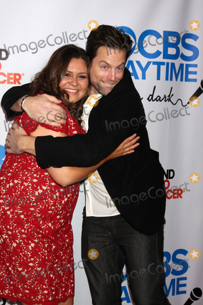 Michael Muhney Photo - Michael Muhney Angelica McDanielat the CBS Daytime After Dark Event Comedy Store West Hollywood CA 10-08-13