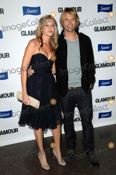 Sarah Wright Photo - Sarah Wright and Eric Christian Olsen at the 2008 Glamour Reel Moments Gala Directors Guild of America Los Angeles CA 10-14-08
