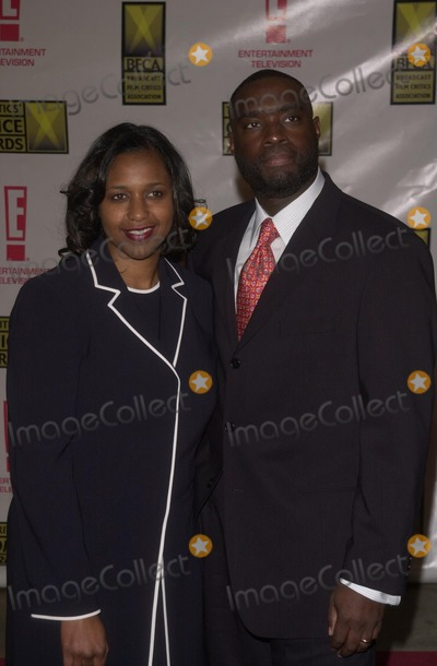 Antwone Fisher Photo - Antwone Fisher at the 8th Annual Critics Choice Awards Beverly Hills Hotel Beverly Hills CA 01-17-03