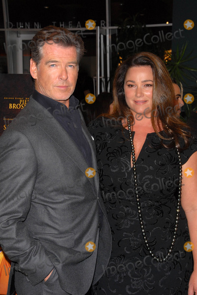 Keely Smith Photo - Pierce Brosnan and Keely Shaye Smith at The Greatest Los Angeles Premiere Linwood Dunn Theater Hollywood CA 03-25-10