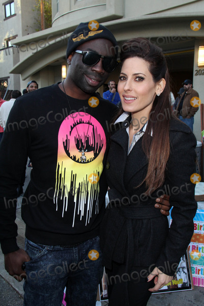 Casey Kasem Photo - Sam Sarpong Kerri Kasemat the Casey Kasems 82nd Birthday Vigil outside the facility where he is being kept away from all who love him Berkley East Convalescent Center Santa Monica CA 04-27-14