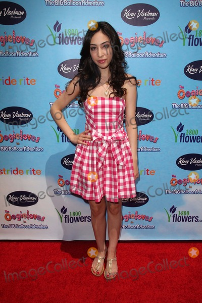 Ainsley Bailey Photo - Ainsley Baileyat the Los Angeles Premiere of The Oogieloves In The Big Balloon Adventure Chinese Theater Hollywood CA 08-19-12