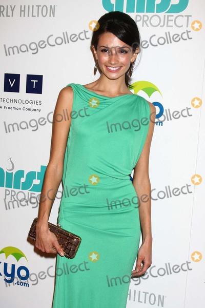 Alice Greczyn Photo - Alice Greczynat the 4th Annual Thirst Gala Beverly Hilton Hotel Beverly Hills CA 06-25-13