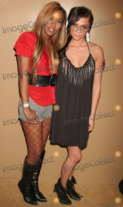 Nicole Narain Photo - Nicole Narain and friend at the Birthday and Viewing Party for Fashion Designer Tal Sheyn sponsored by Shoes for the Stars and Shoe String Ent 24 Carat West Hollywood CA 10-18-08