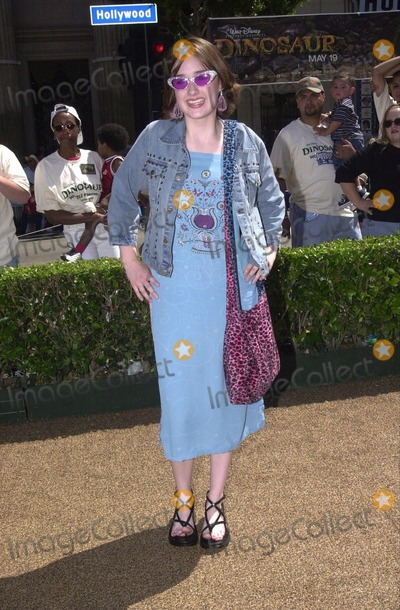 Ashley Johnson Photo -  Ashley Johnson at the premiere of Disneys DINOSAUR in Hollywood 05-13-00