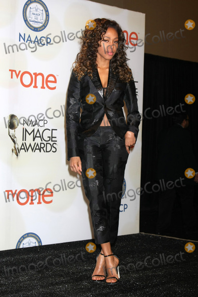 Nicole Beharie Photo - Nicole Beharieat the 46th NAACP Image Awards Press Room Pasadena Convention Center Pasadena CA 02-06-15
