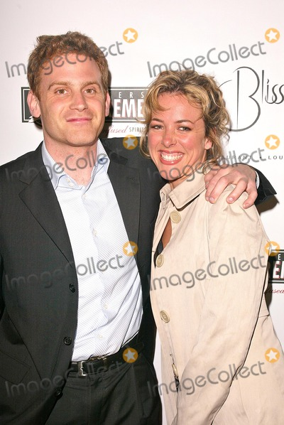 Amy Henry Photo - Nick Warnock and Amy Henry from The Apprentice at Hugh Hefners 78th B-Day Party at Bliss West Hollywood CA 04-09-04