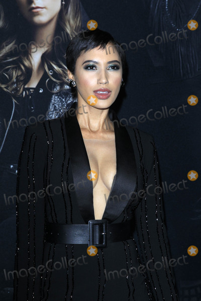 Andy Allo Photo - Andy Alloat the Pitch Perfect 3 Premiere Dolby Theater Hollywood CA 12-12-17