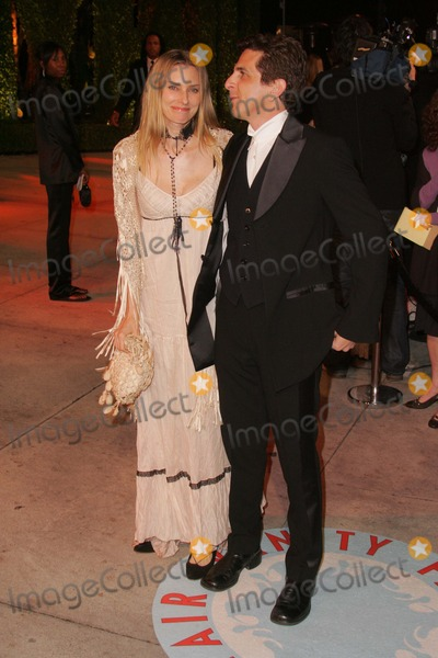 Aimee Mann Photo - Aimee Mann and Michael Pennat 2006 Vanity Fair Oscar Party Mortons West Hollywood CA 03-05-06