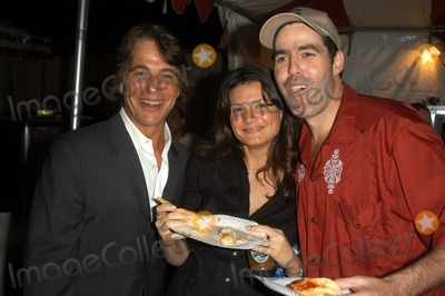 Adam Carolla Photo - Tony Danza with Adam Carolla and wife Lynette at the 2nd Annual Feast of San Gennaro Hollywood CA 09-18-03
