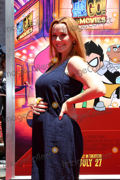 Annie Wersching Photo - Annie Werschingat the Teen Titans Go To the Movies Premiere TCL Chinese Theater IMAX Los Angeles CA 07-22-18